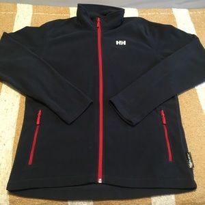 Helly hansen zipup fleece